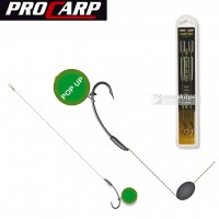 PRO CARP Pop-Up Boilie Rig