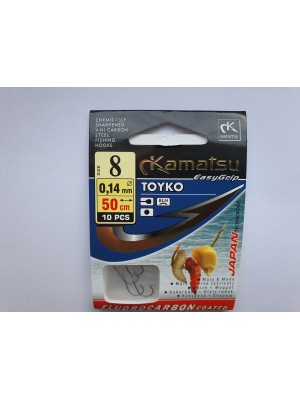 Kamatsu Toyoko whit leader