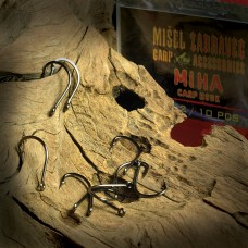 CARP HOOK MIHA 10 pcs