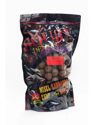 Boilies Mišel Zadravec  Squid Deamon 1kg-16mm