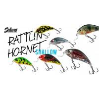 Salmo Rattlin Shallow Hornet 3,5cm crankbait
