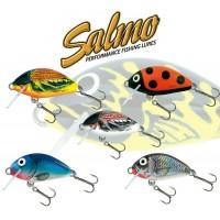 Salmo TINY Floating 3 cm
